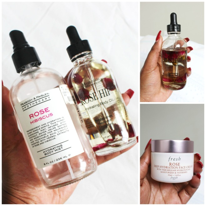 Rose Products Skincare